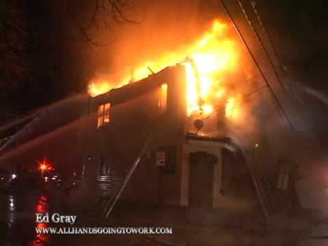 02.15.11 - Fourth Alarm - Mt. Vernon, NY - Part 2.