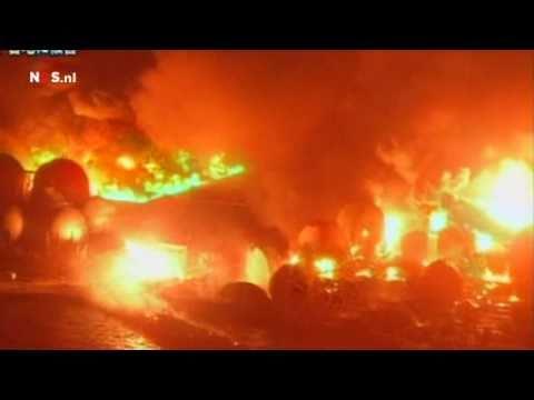 Tsunami, Fires in Japan