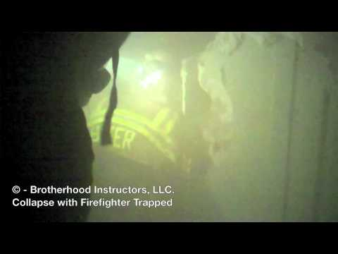 Bensenville, IL RIT/FAST Scenarios - Major Collapse, Firefighters Trapped