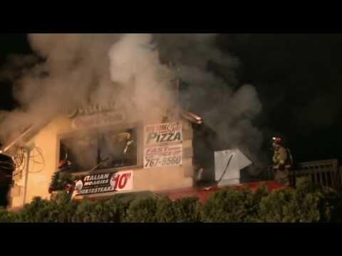 Mama's Pizzeria Fire, Lehigh Twp. (PA)