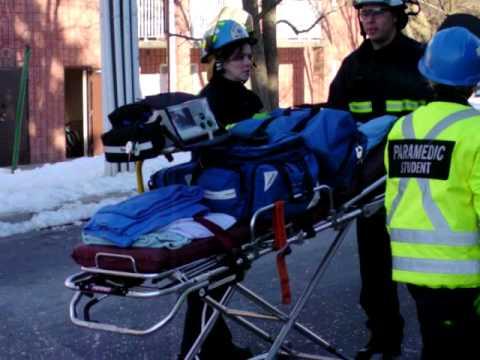 Raw Video: Ontario Apartment Explosion