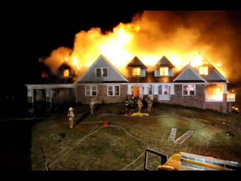 Huntingtown (MD) House Fire