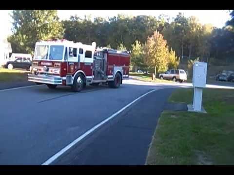 Braintree Fire Old Engine 3