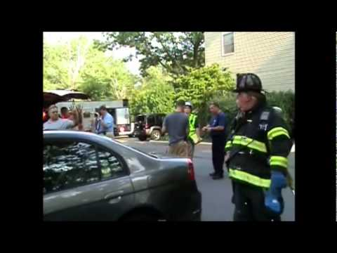 West Nyack (NY) Structure Fire