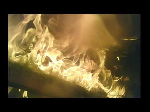 Phantom Box 1513 Apartment building on fire, Reading PA Helmet Cam of  Pulling Ceiling.