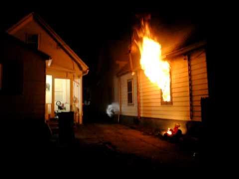 Rochester (NY) House Fire