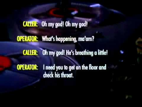 Hilarious 911 Call - Scratch Ticket 911 Call