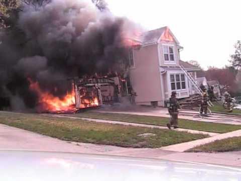 Beltsville (MD) House Fire