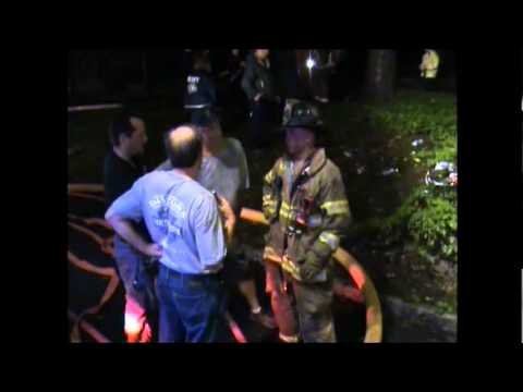 West Nyack (NY) Structure Fire (Part 2 of 2)