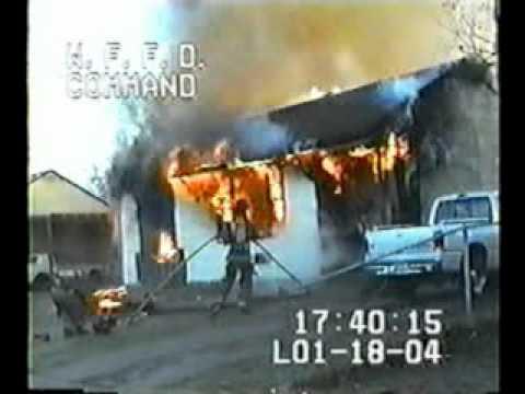 Wichita Falls Fire Dept Engine2 knockdown