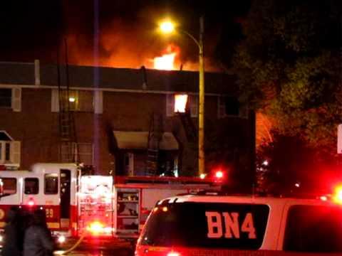 Fatal Philadelphia Fire