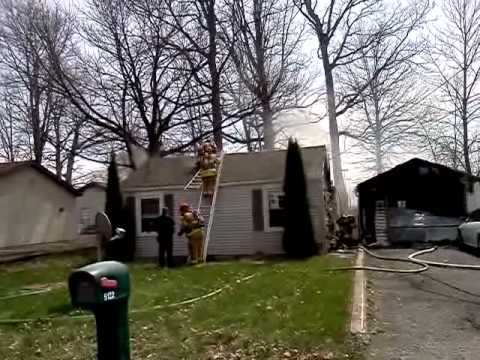 New Haven (IN) First Due Structire Fire