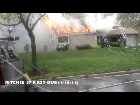Ritchie 37 First Due Working Fire (4-16-11)