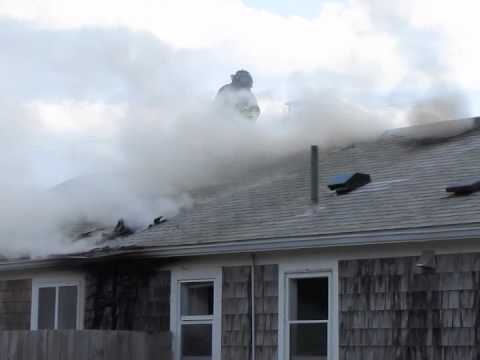Sunlight Reflection Causes Cape Cod House Fire