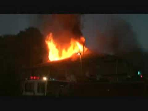 Edison Fire Durham Woods 3+ alarms