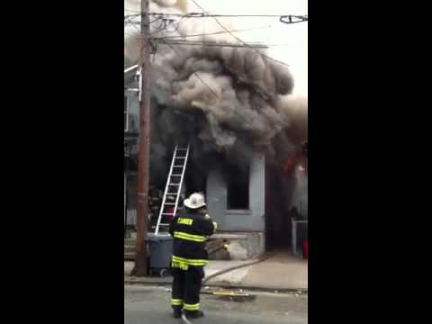 STATter911.com: House fire in Camden, New Jersey