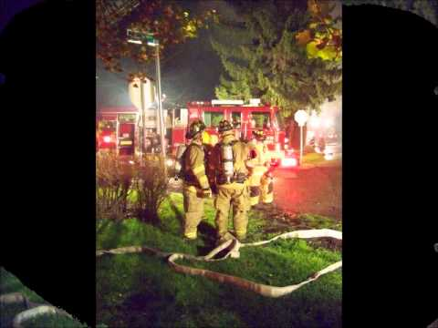 Newark (OH) Structure Fire