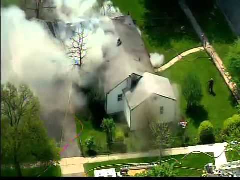 Ypsilanti (MI) House FIre