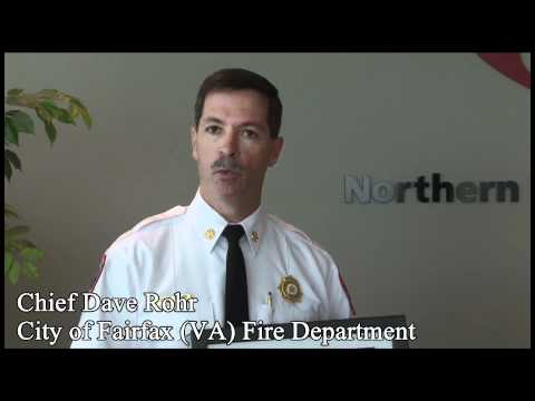 Virginia Fire Department Receives Seatbelt Compliance Certificate from NFFF