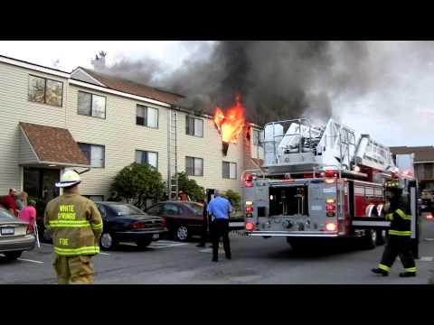 Geneva (NY) Apartment Fire