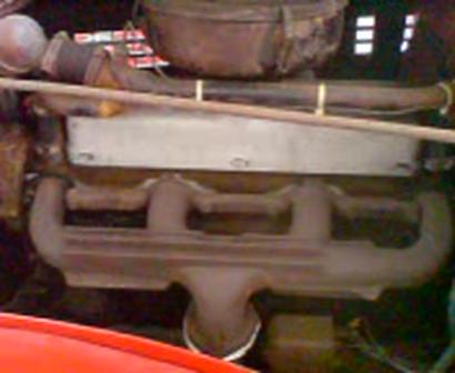 diamond t 1939 engine mercedes benz