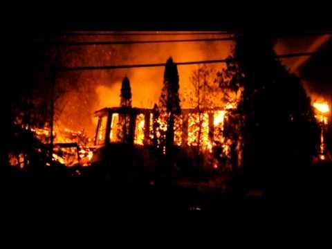 FIRE 595 Sandy Point rd. 2 ALARM