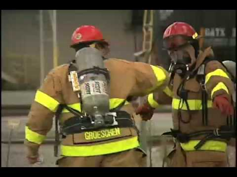 Dow Chemical Company Emergency Site Drill