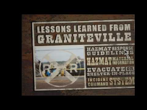 Lessons Learned from Graniteville - Video 1