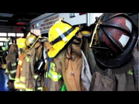 """Ritchie 37 """"All of the lights"""" Fire department video PGFD"""