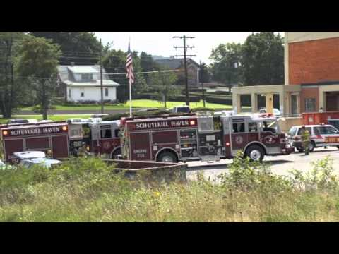 SHFD Schuylkill Hose Co. #2 fire dept music video