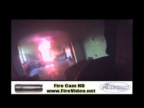 Kitchen Fire for Probationary Firefighters