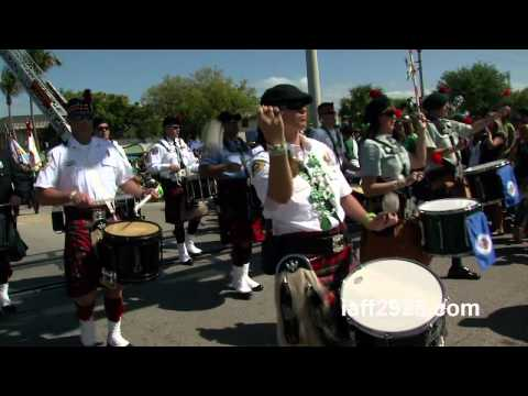 Delray Beach - International Fire Service - St. Patricks Day Parade