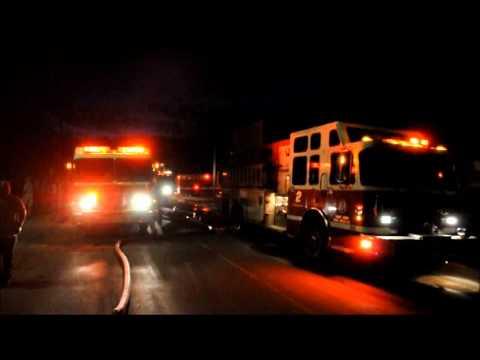 Garage FIRE Glen Road -