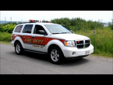 Outside Fire - Lowell Street - Saint John