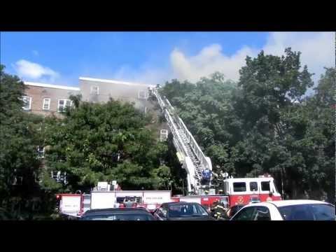 Two Alarm Fire, Poughkeepsie, NY