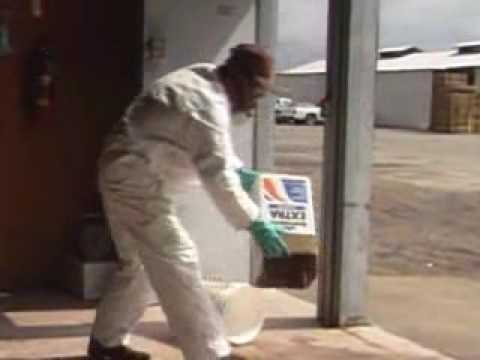 Chemical Spills Leaks and Clean Up Operations from SafetyInstruction.com