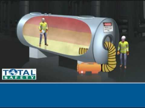 Confined Space Familiarization: Total Safety Confined Space