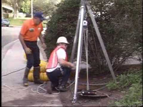 Confined Space Entry Rescue