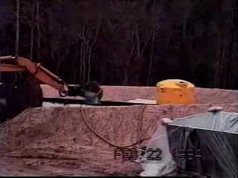 Explosive Chemical Site Cleanup South Carolina 1994 USEPA
