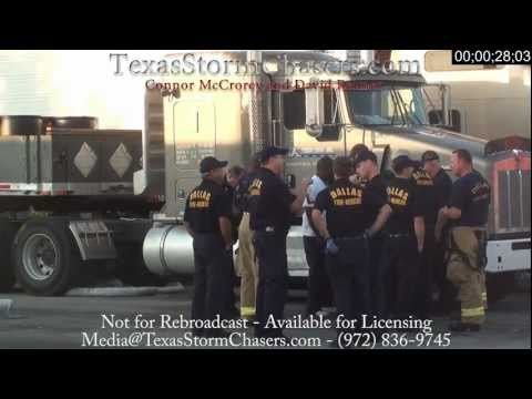 7/25/2011 - Hazardous Materials Spill - Dallas, TX