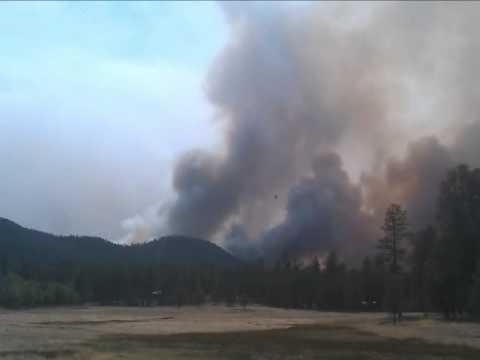Wallow Fire 2011