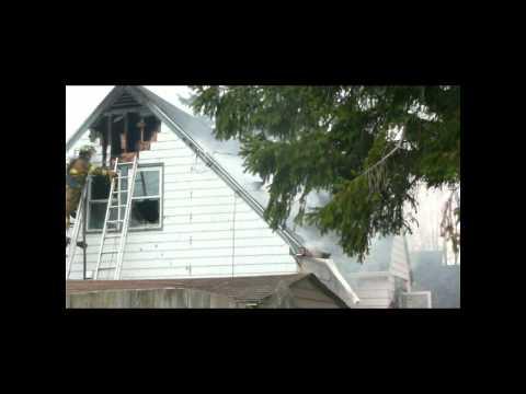 Lancaster Village FD Structure Fire - 10 Grant st