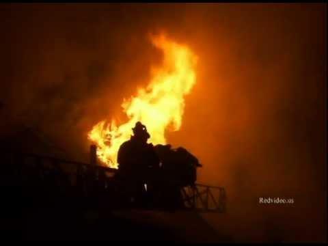 Newark (NJ) North 6th Street Fire