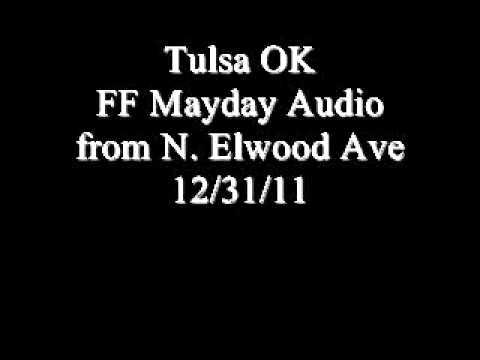 Tulsa (OK) Firefighter Mayday Audio
