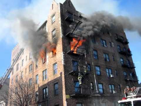 Brooklyn 2nd Alarm Fire