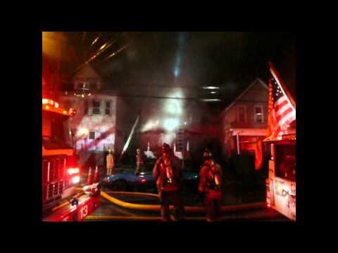 Buffalo FD 1 Alarm - 165 W Delavan ave