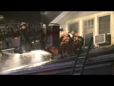 Two rescued from fatal house fire in South Whitehall, PA