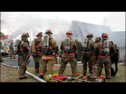 READINGTON TOWNSHIP DWELLING FIRE 2-18-12