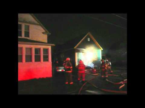 PineHill FD Structure Fire - 6 Olcott place