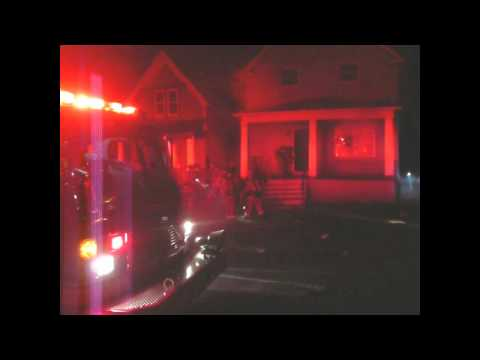 Buffalo FD 1 Alarm - 226 Wood ave